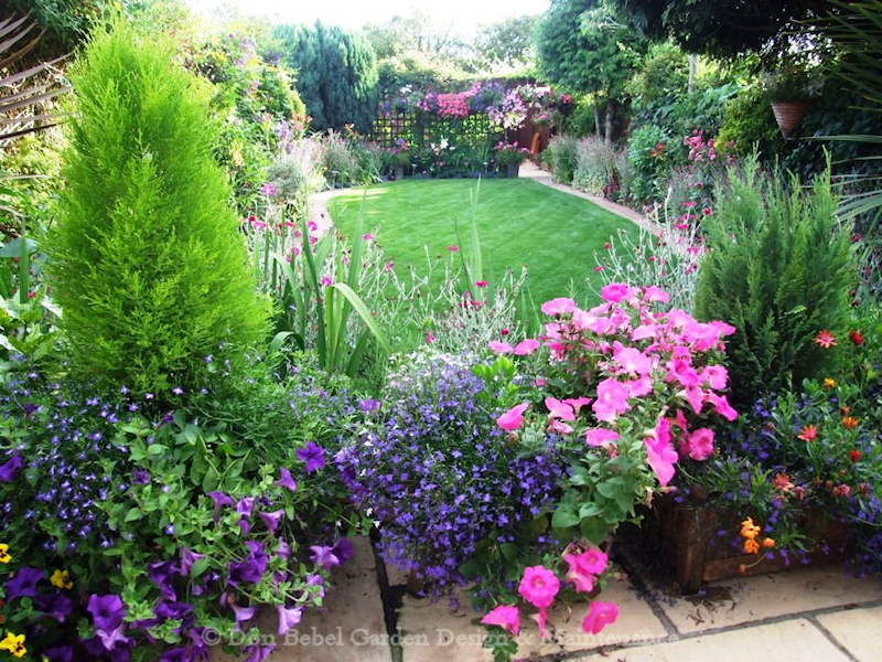 Don bebel garden design maintenance for Basic garden maintenance